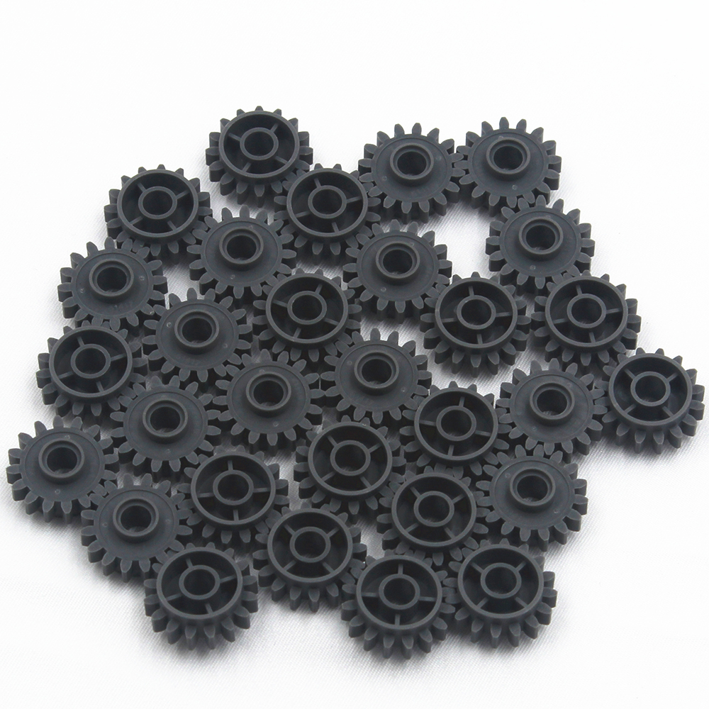 Self-Locking Bricks Free Creation Of Toy Technic GEAR WHEEL Z16 DIA4.9 30Pcs Compatible With Lego