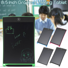 8.5 LCD Writing Tablet Pads for Boogie Board Jot Style eWriter Boards Graffiti Rewritable Paperless Gift For School Office writing