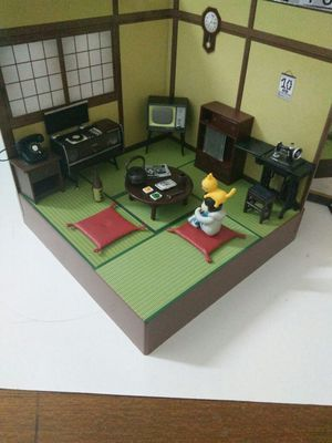 building japanese furniture. 6setlot japanese vintage furniture dollhouse miniatur doll accessories for toys girl play house building