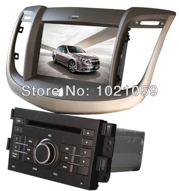 Dvd-Player Chevrolet Epica Touch-Screen iPod/bluetooth 2 for with Car