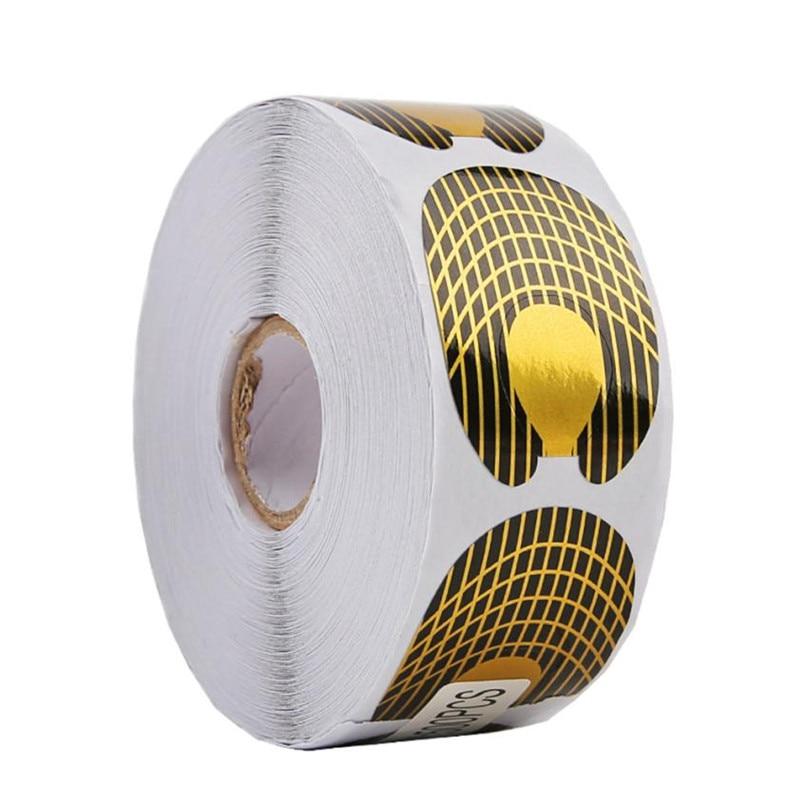 Formato para Unha cuidados papel 500 comprimidos/volume de Quantidade : 1roll