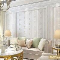 3D Embossed Wallpaper For Walls 3D Solid Non Woven Wallpaper Roll Modern Living Room Decor Wallpaper
