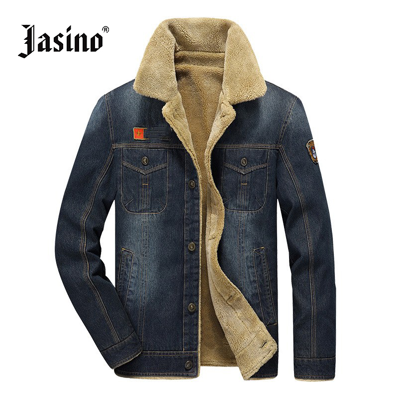 New Mens Wool Lined Military Vintage Army Bomber Warm Winter Denim Jacket Coat. Brand New. $ to $ From China. Buy It Now. More colors. Free Shipping. SPONSORED. Fashion Men Winter Fur Lining Warm Thick Denim Jacket Coat Outwear Parka Casual. Brand New · Unbranded. $ From China. Buy It Now. Free Shipping.