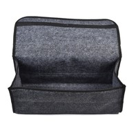 High Quality Car Felt Organizer Toys Food Storage Container Bags Box Car Styling Car Stowing Tidying