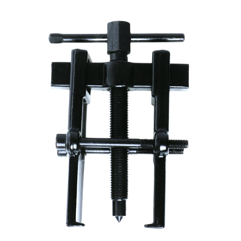 цена на Black Plated Two Jaws Gear Puller Armature Bearing Puller Forging