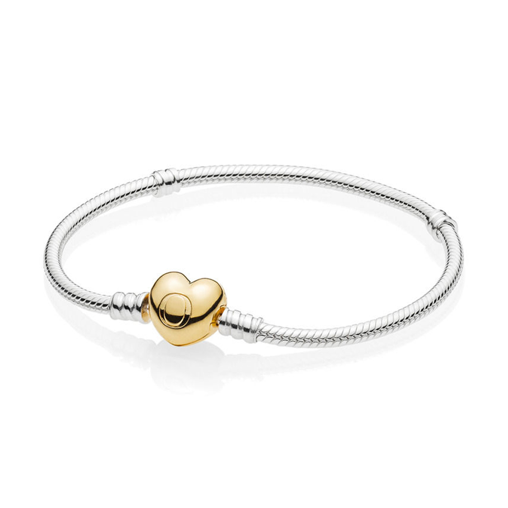 925 argent Sterling 1:1 560719 brillant Sterling MOMENTS Bracelet avec fermoir coeur fabricants en gros copie bijoux bracelet925 argent Sterling 1:1 560719 brillant Sterling MOMENTS Bracelet avec fermoir coeur fabricants en gros copie bijoux bracelet