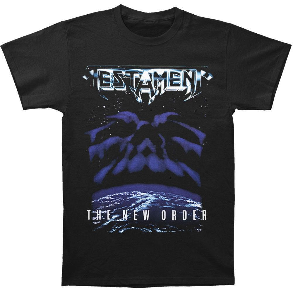 Testament Men's The New Order T