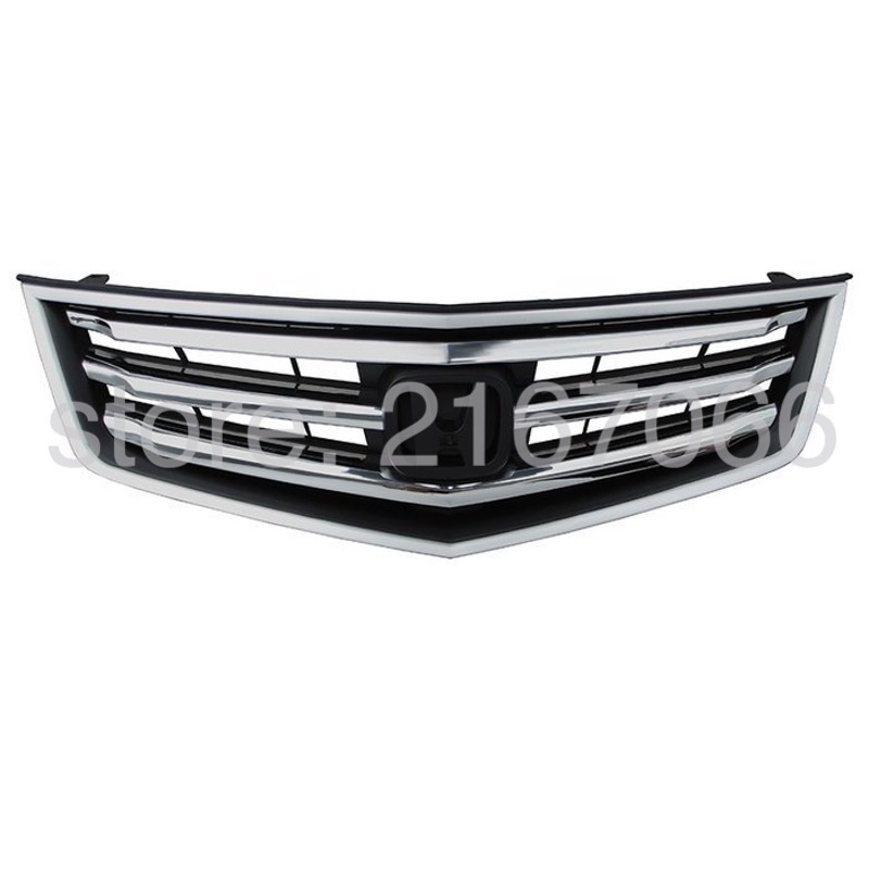 Front Radiator <font><b>Grille</b></font> for <font><b>HONDA</b></font> <font><b>ACCORD</b></font> <font><b>2008</b></font> 2009 2010 image