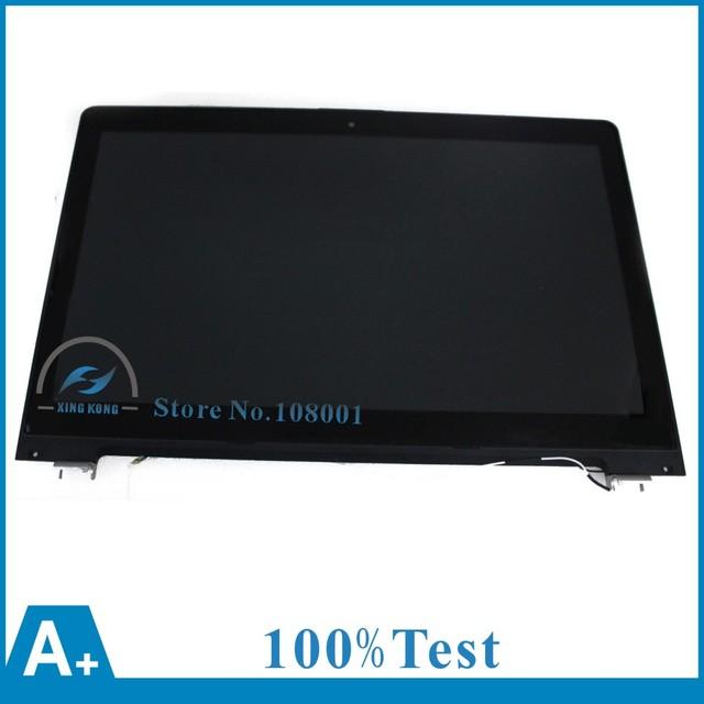 """15.6 """"pantalla táctil y ensamblaje de la pantalla lcd del ordenador portátil para asus vivobook s550 s550cm s550ca"""