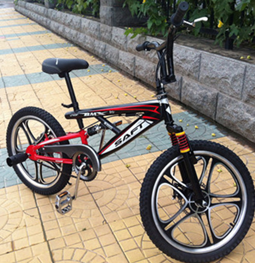 20 Inch Disc Brake Shock Bmx Bicycle Kids Bicycle In Bicycle From