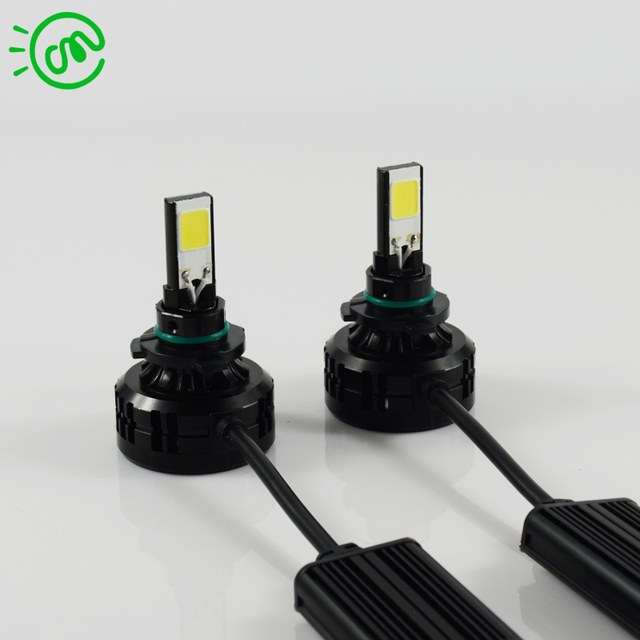 2 Piece C2 LED Cree HB4 9006 Headlight Conversion Kit 33w 3000LM Automobiles Headlamp 6000K 12v Fog Car Auto Bulb Lamp Lights