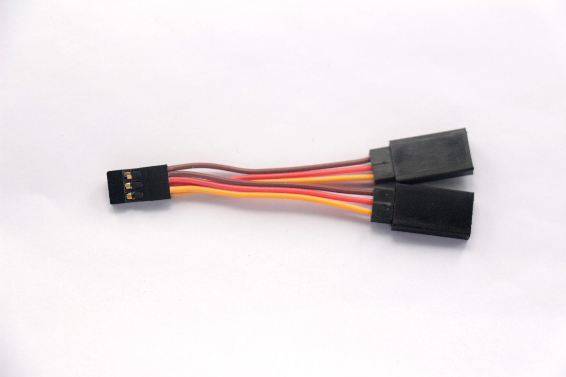 5cm Servo Y Cable 30 Core Fixed Wing Aircraft Flygplintar Servo Extenstion 5PCS / LOT