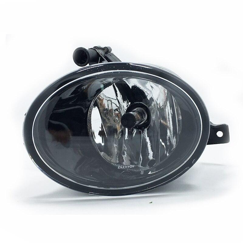 1Pcs Right Front Bumper Fog Lights Fit VW Jetta 6 Golf MK6 Eos Touran Tiguan SEAT ALHAMBRA 5KD 941 699 5KD 941 700 oem front bumper 9006 plug convex lens fog lights 12v 55w lamps for vw jetta golf mk5 eos tiguan caddy 1t0 941 699 1t0941699