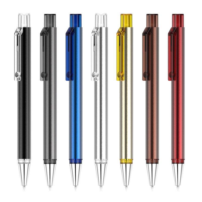 1pcs BZNVN Ping new metal pen ball point laser laser