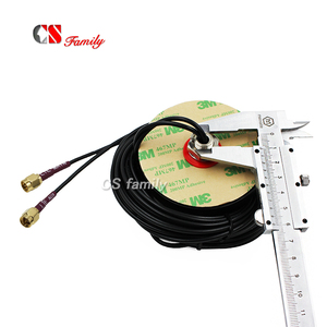 Image 3 - New 698 2690Mhz LTE MIMO Combination Antenna,Cellular Dual Diversity MiMo for 4G LTE