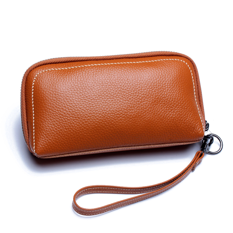 YUFANG Clutch-Bag Wallet Card-Holder Phone-Money-Bag Business-Hand-Bags Female Womens