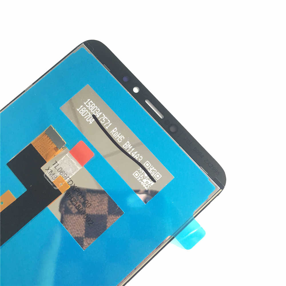 6.9inch For XIAOMI MI MAX 3 LCD Display + Touch Screen Digitizer Glass Panel For Xiaomi Max 3 LCD Display with Frame Replacement