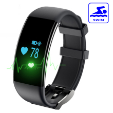 Original Swim Smart Wrist Band Waterproof Bracelet Heart Rate Watch Sport Activity Health Fitness Tracker For iOS Android Phone