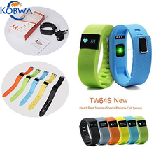 TW64S Clever Sports activities Bracelet Coronary heart Fee Monitor OLED Bluetooth Exercise Health Tracker Waterproof Good Wristband