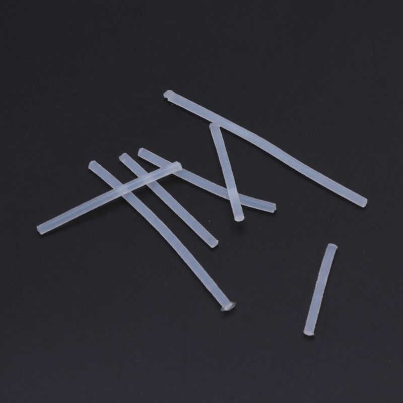7Pcs Silicone Bar Sticks DIY Jewelry Hole Puncher For  Resin Jewelry Making Y4QB