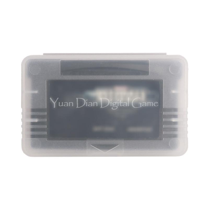 ShamanKing 32 BIt Video Game Cartridge Console Card EU Version