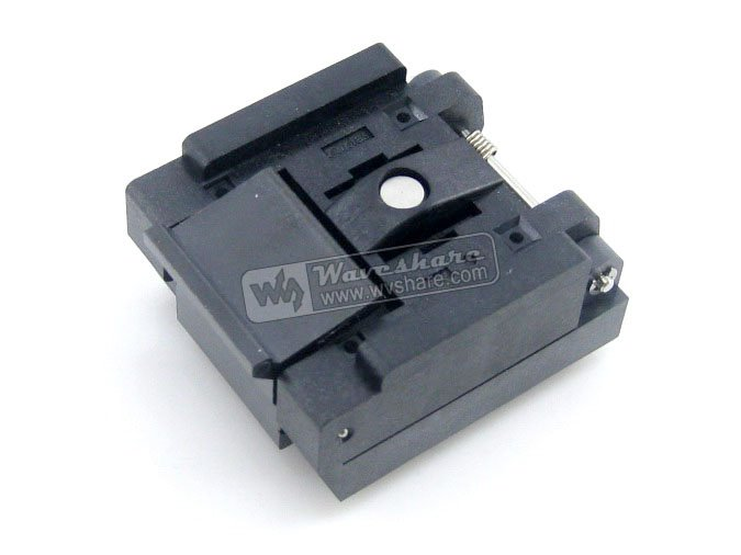 QFN32 MLF32 MLP32 QFN-32 (40) B-0, Enplas QFN 7x7mm 0.65 Pas IC Test Burn-en Prise