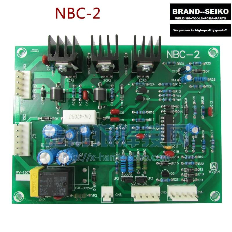 NBC - 2 csapolt szén-dioxid CO2 gázzal árnyékolt hegesztőgép - Elektromos szerszám kiegészítők - Fénykép 2