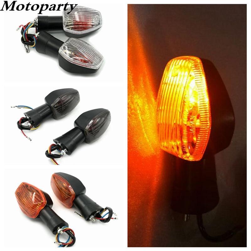 Front Rear Turn Signals Blinker Indicator Flasher Lamp for Honda CBR 125R 900RR 1100XX RVT1000R RC51 VTR1000 SP-1 CB400 VTEC IIIFront Rear Turn Signals Blinker Indicator Flasher Lamp for Honda CBR 125R 900RR 1100XX RVT1000R RC51 VTR1000 SP-1 CB400 VTEC III