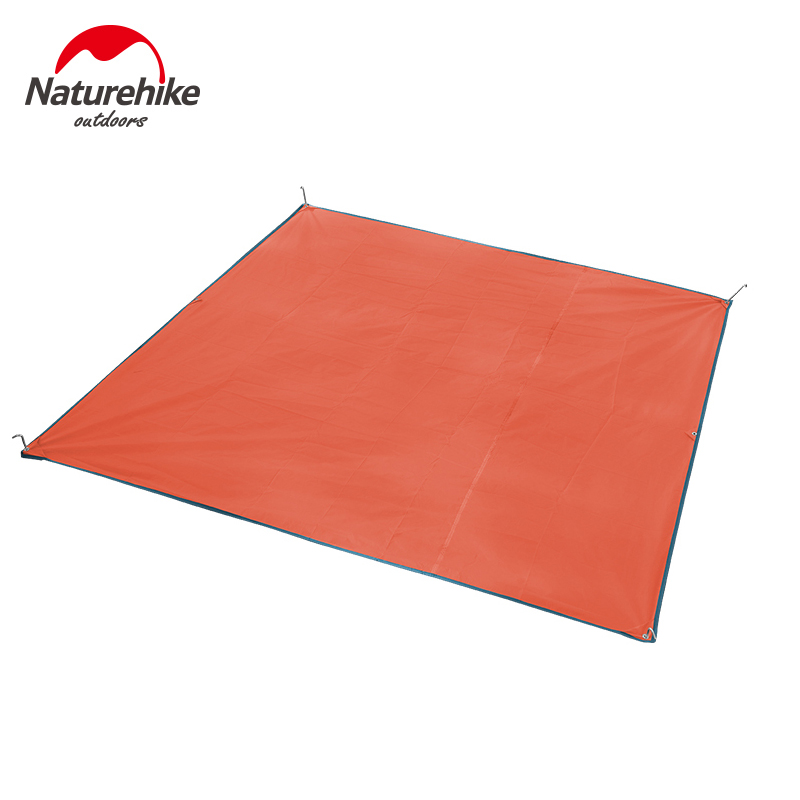 Naturehike 215 * 215cm Foldable Awning Mat Outdoor Camping Mats Tarp Tent Ground Cloth Waterproof Oxford Beach Picnic Mat
