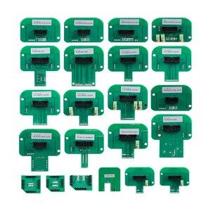 Image 2 - Voor Dimsport Bdm Probe Adapters 22 Stks/set Volledige Pakket Led Bdm Frame Ecu Ramp Adapters Gratis Verzending