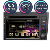 Roadlover Android 8.0 Car DVD Player Radio For Volvo S60 V70 2001 2002 2003 2004 New Stereo GPS Navigation Automagnitol Two Din