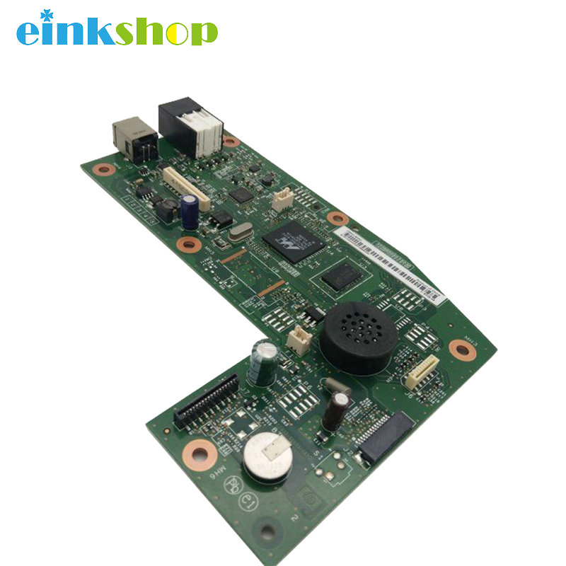 einkshop Used CE832-60001 Formatter Board For HP M1212NF 1212 M1212 PCA Printer Logic Mainboard Mother Board kds for hp motherboard 2727 logic board formatter board used pre tested printer parts