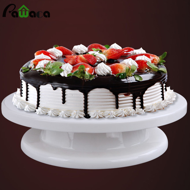 Kitchen Cake Tools Cake Turntable Rotating Revolving Wedding