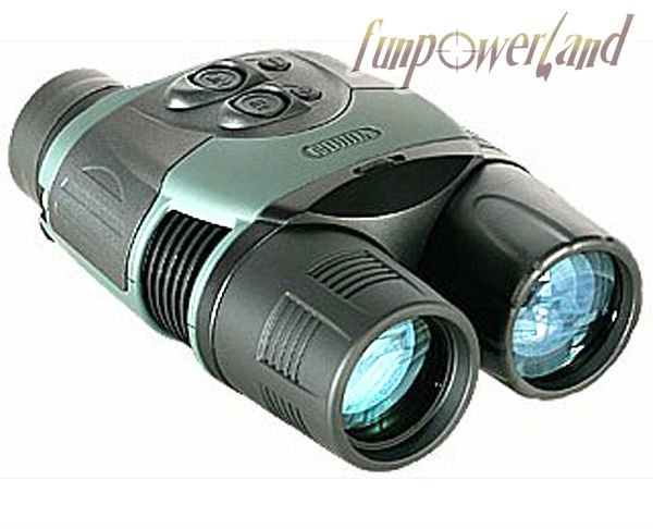 Yukon Ranger 5x42 Night Vision Binocular /Night vision goggles/Can add tripod and used in car монокуляр ночного видения цифровой yukon ranger pro 5x42