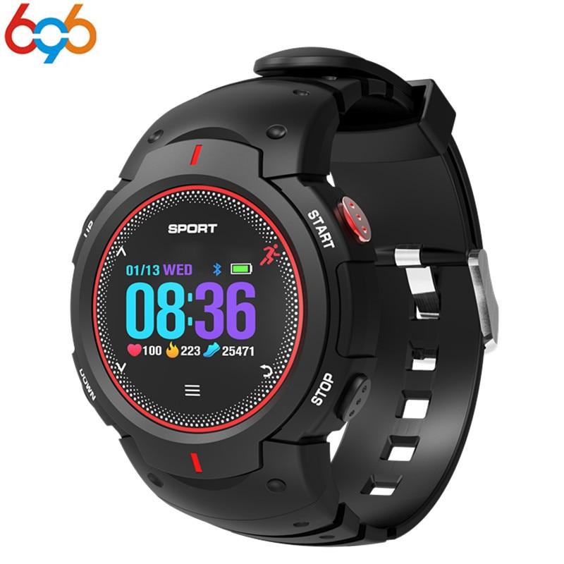 d685da18154b 696 F13 deporte reloj inteligente impermeable 30 M Multi-modo del deporte  natación ciclismo Running de Fitness tracker Smartwatch - a.canijustsay.me