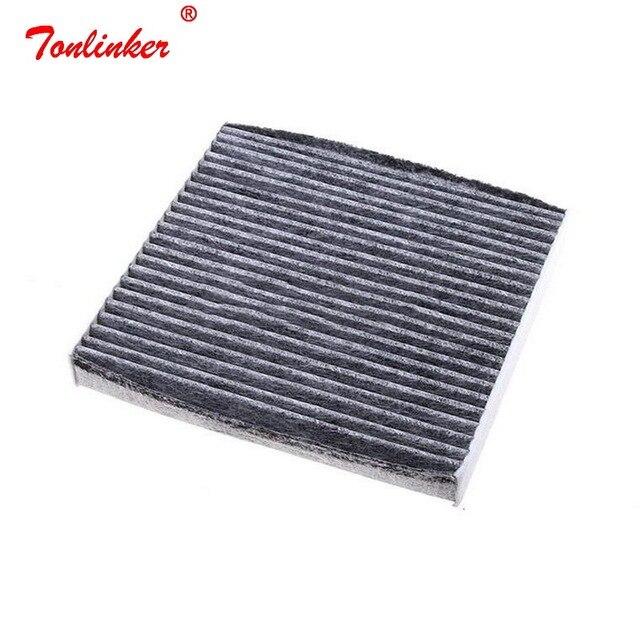 Araba kabin hava filtresi 87139 50060 için Fit Lexus CT200h ES350 Model 2010 2012 bugün GS300 430 450 model 2005 2012 araba aksesuarları