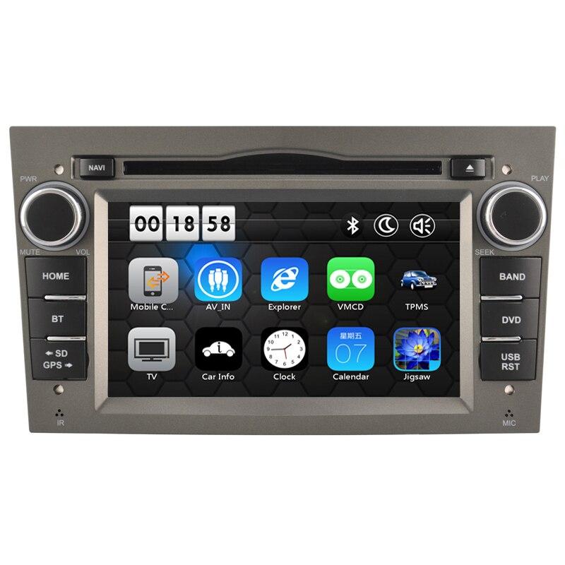 Reproductor de DVD para automóvil negro, unidad navi autoradio para - Electrónica del Automóvil - foto 5
