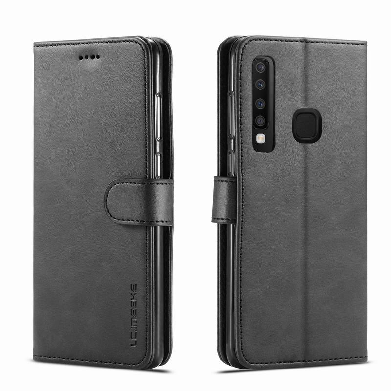 Чехол для Samsung Galaxy A9, откидной Магнитный чехол для Samsung Galaxy A9 2018, роскошный кожаный Винтажный чехол-книжка для Galaxy A9S