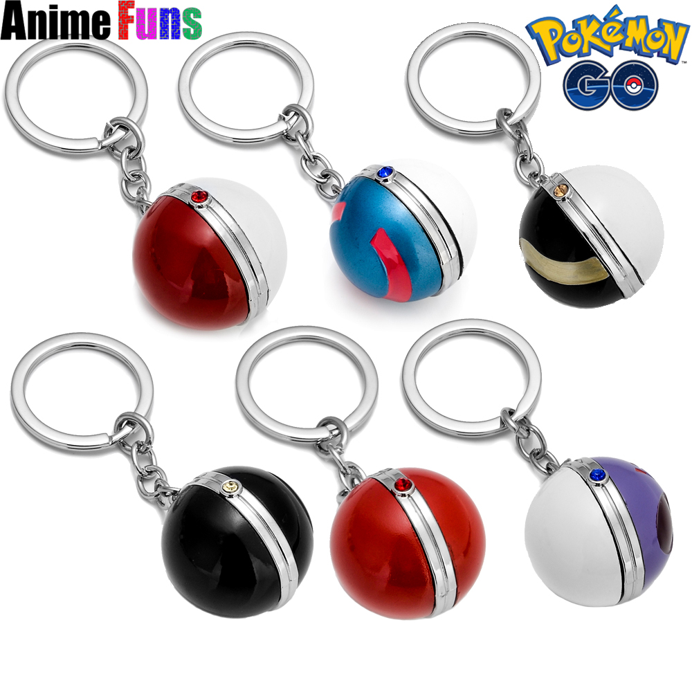 6-style-game-font-b-pokemon-b-font-go-keychain-pokeball-pendant-key-chain-ring-anime-charm-cosplay-jewelry-birthday-gift-for-women-men-fans