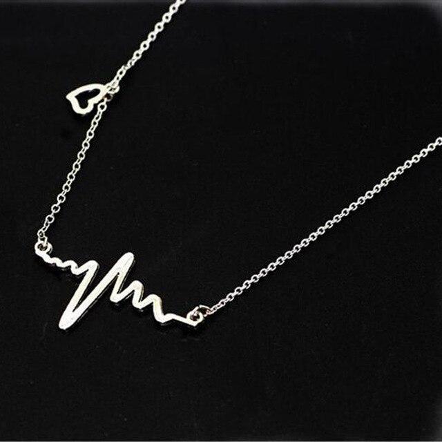 Высокое качество Bijoux ininfity Сердце Сова Кристалл крест лист минималистичные короткие Подвески до ключицы ожерелья для женщин ювелирные изделия цепи ожерелье - Окраска металла: N681 silver