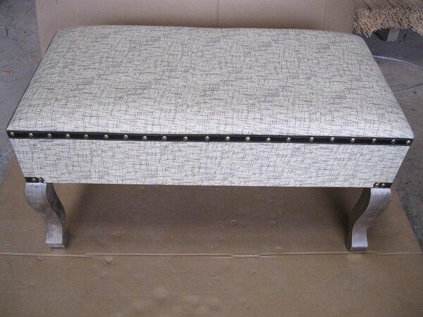 Envío gratis D79 * W39 * H43CM antiguo otomano sofá taburete ...