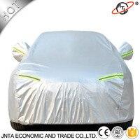Taffeta 190T Fabric Adding High Density Flocking Car Covers Winter Used Four Seasons Universal Resist Rain