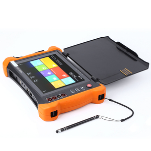 Image 3 - 8 Inch IP Camera Tester Security CCTV Tester Monitor with SDI/TVI/AHD/CVI/Multimeter/TDR/OPM/VFL/POE/4K/HDMI In&Out X9 MOVTADHS