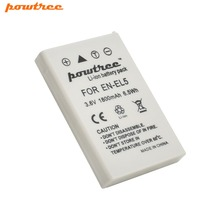 1pcs 3.6v 1800mAh EN-EL5 EN EL5 ENEL5 batteries Li-ion Camera Battery For Nikon Coolpix P90 P100 P500 P510 P520
