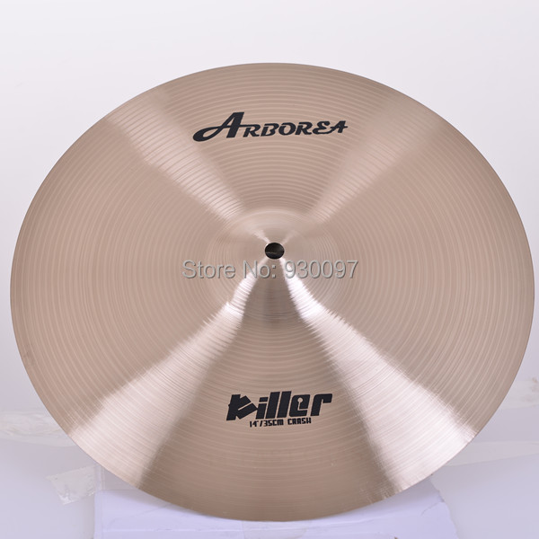 hand made professional CYMBAL killer 14