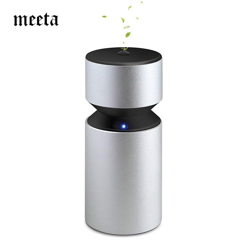 Senz'acqua Nebulizzatore Olio Diffusore di Oli Essenziali di Protezione Automatica Aromaterapia Diffusori Aromaterapia Ricaricabile