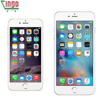 Unlocked Apple iPhone 6/iPhone 6 Plus 1 GB RAM 16/64/128 GB ROM IOS Dual Core 8MP/Pixel Gebruikt 4G LTE Mobiele Telefoon