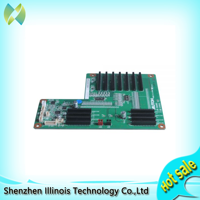 Original Mutoh VJ-1638 / VJ-1638W / VJ-2638 CR Board--DG-43321 printer parts