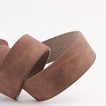 Designer Round Casual Belt 1