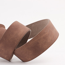 Casual Womens Fashion Belt Without Buckles
